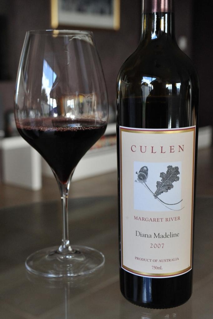 Cullen Diana Madeline Margaret River 2007