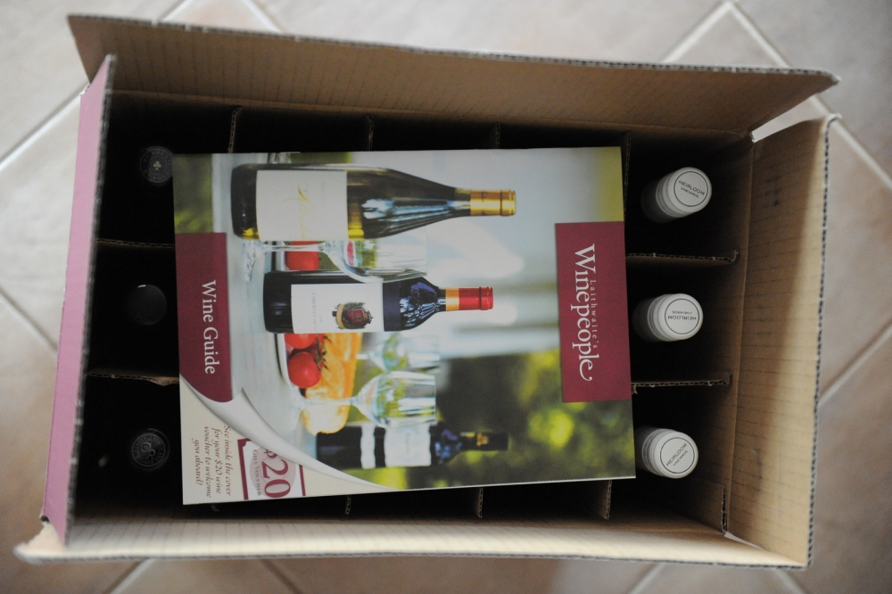 Laithwaite's Wine People Open Box The Wine Guide