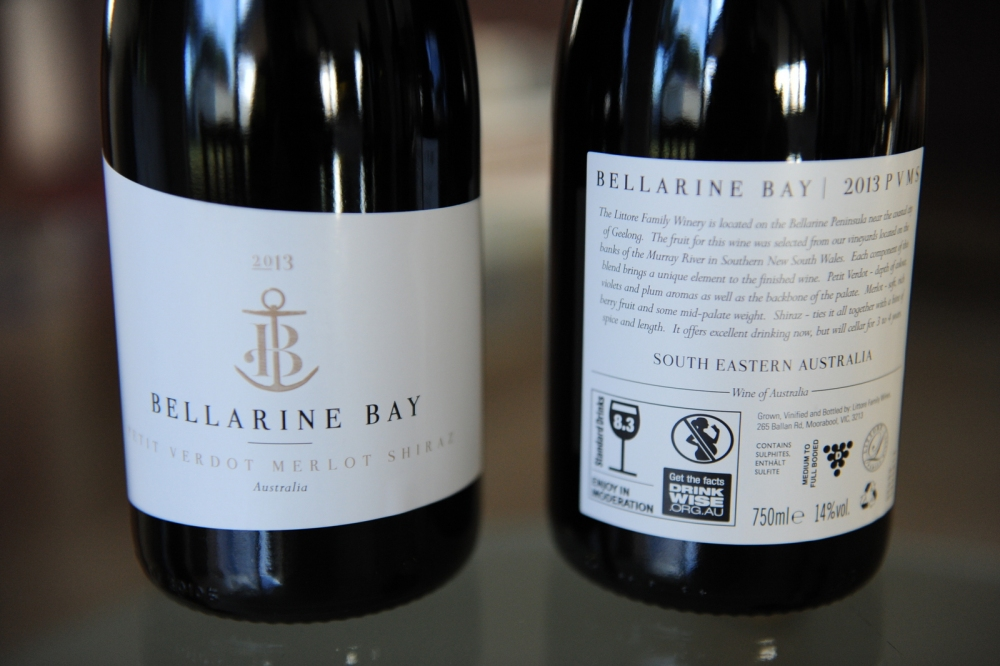 Littore Family Winery Bellarine Bay PVMS 2013