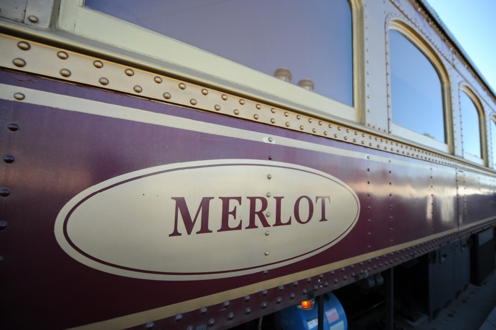 Napa Valley Wine Train (1)