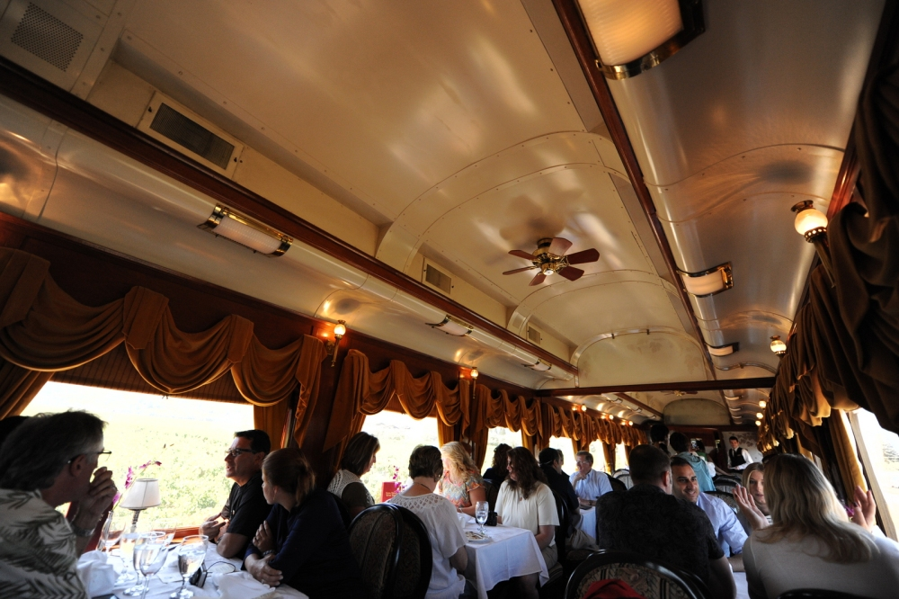 Napa Valley Wine Train (3)