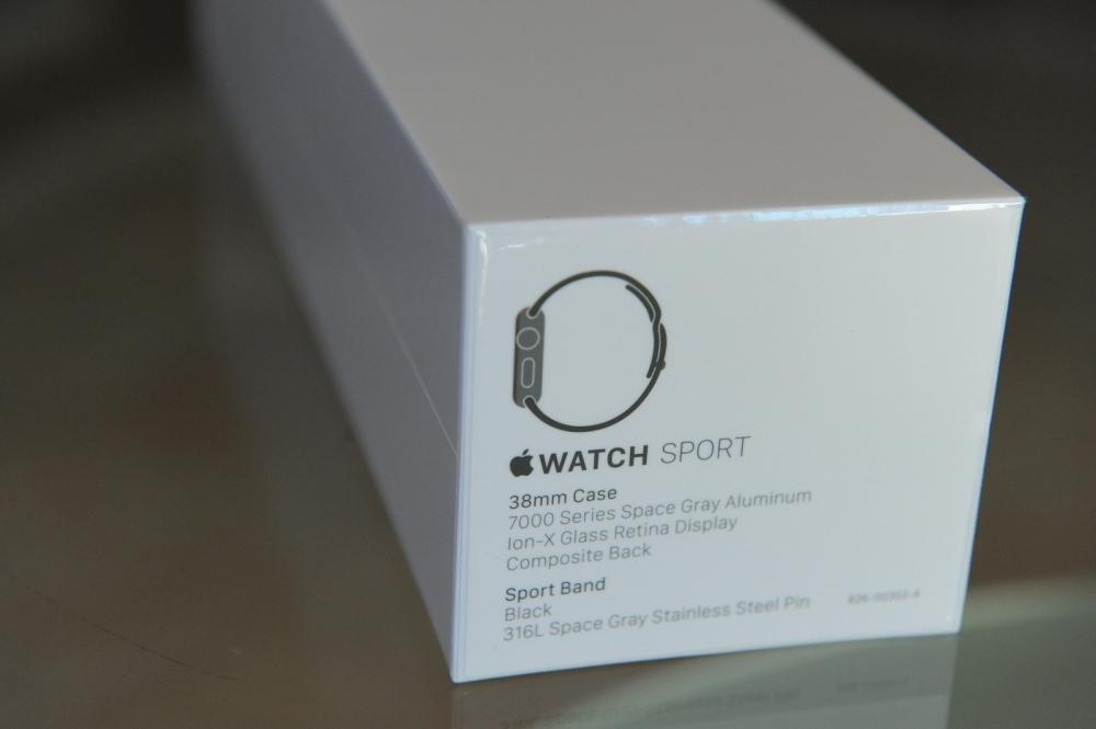 Apple Watch Open Box Alfred S Blog
