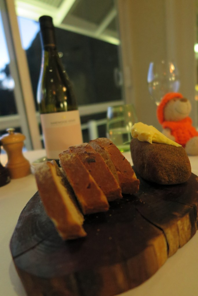 Cape Lodge Margaret River House Baked Bread
