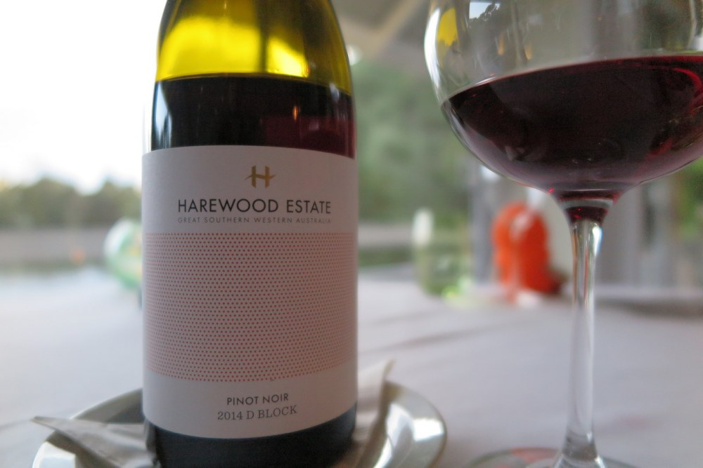Harewood Estate 2014 D Block Pinot Noir