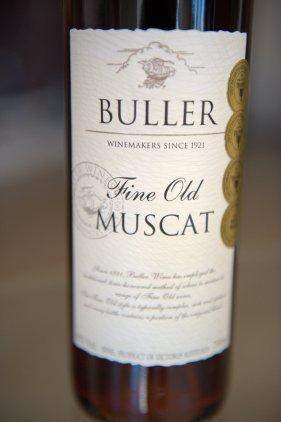 Buller Fine Old Muscat