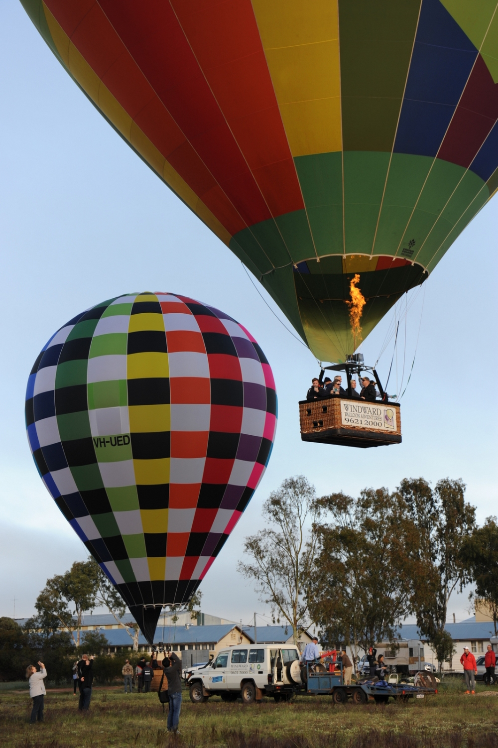 Northam National Ballooning Championship 2015