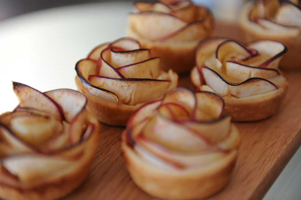 Rose Pastry (2)