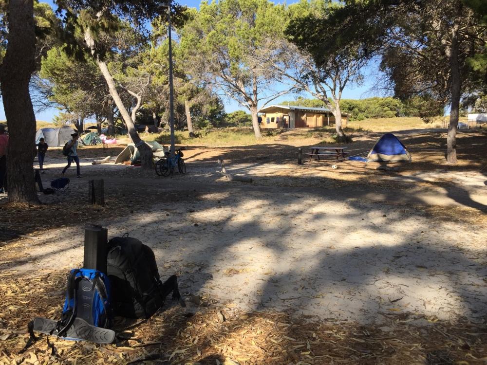 Rottnest Island Campsite